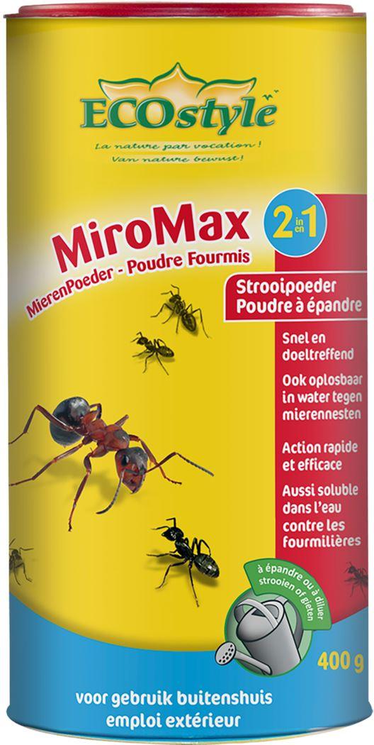 ecostyle miromax 2 in 1 mierenpoeder