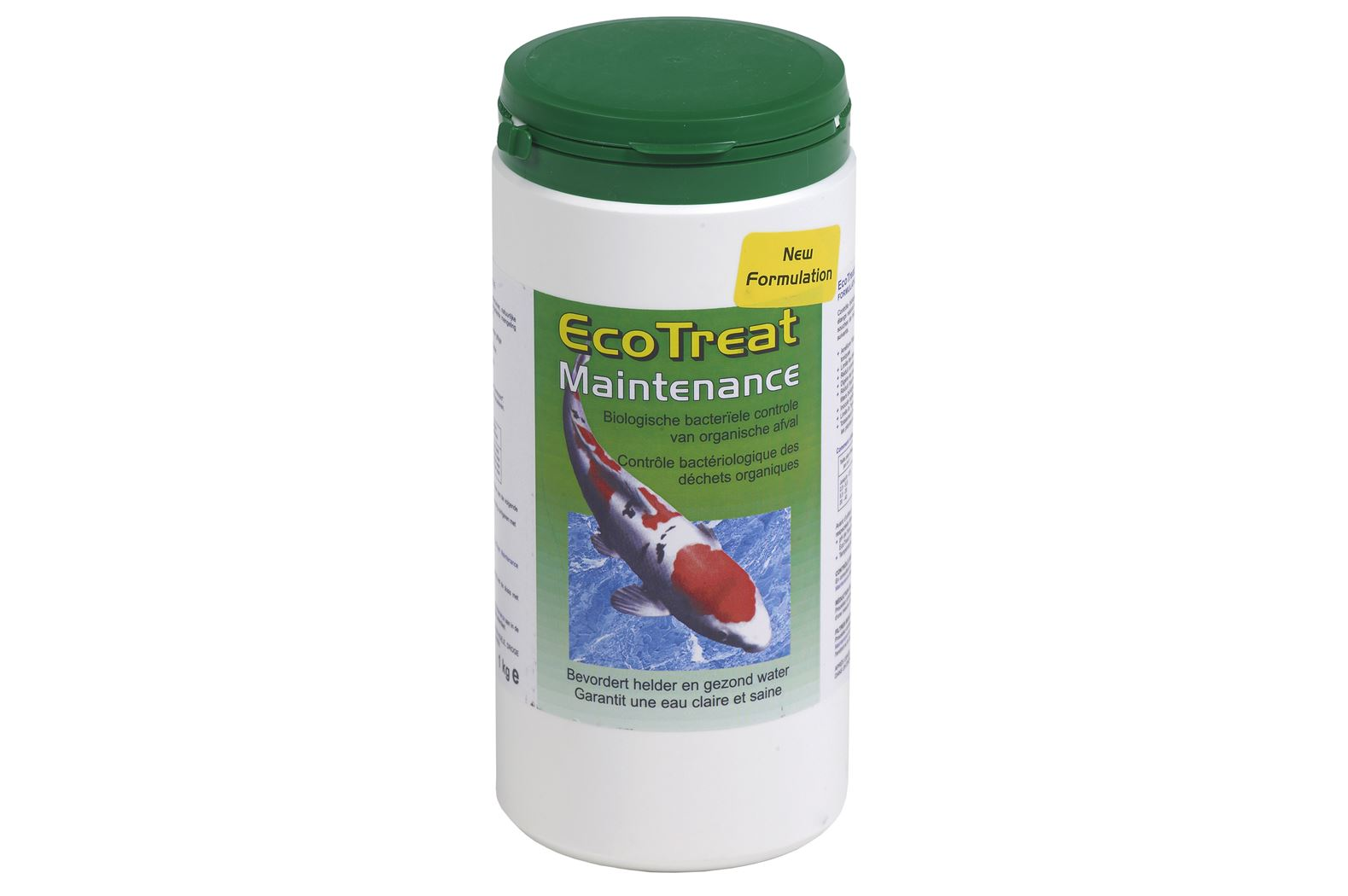 ecotreat maintenance