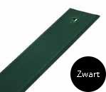 effenso fensoplate zwart (mazen: 55mm)