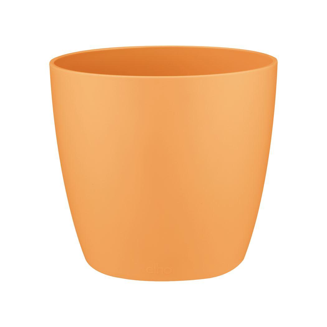 elho brussels rond mini sunrise orange