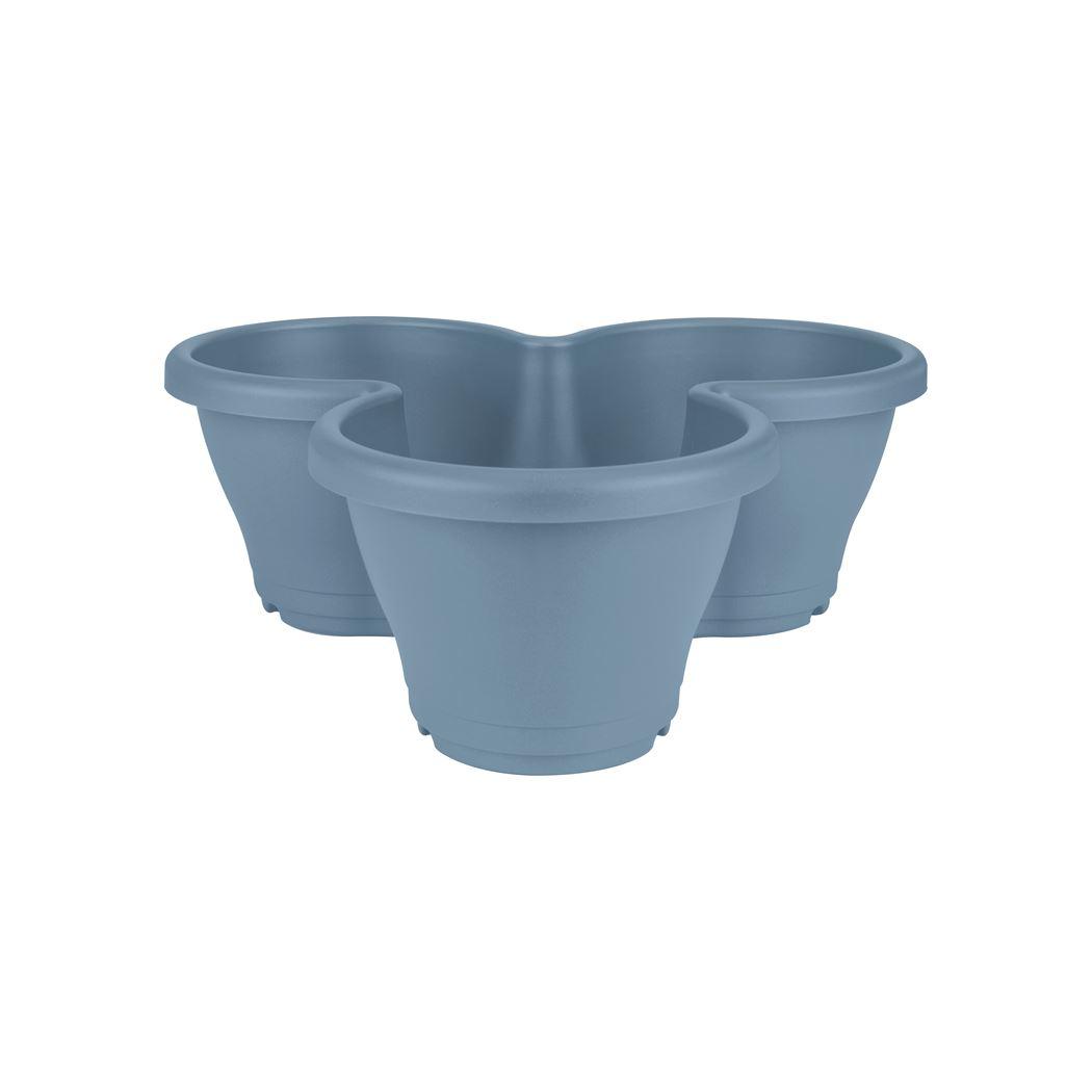 elho corsica verticaal tuinieren m vintage blauw