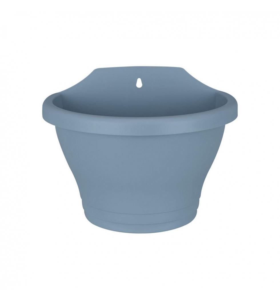 elho corsica wandbak vintage blauw