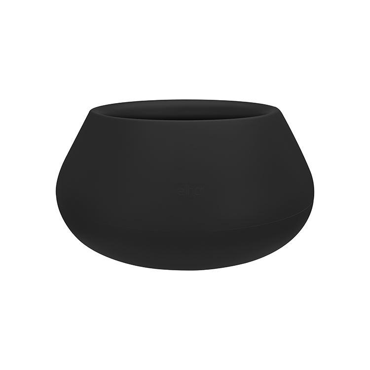 elho pure cone bowl zwart