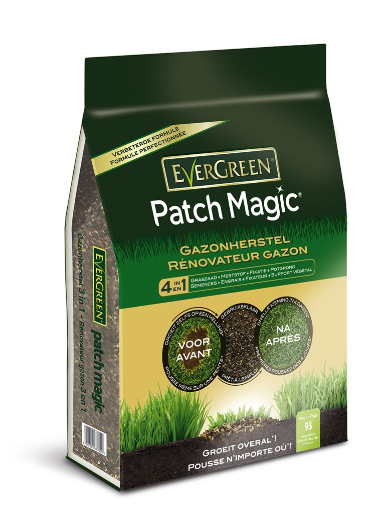 substral patch magic® gazonherstel 4-in-1