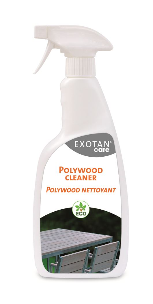 exotan care polywood cleaner