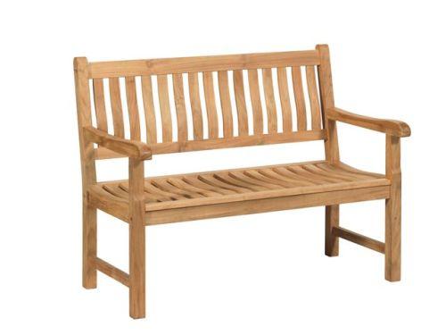 exotan comfort 2-seater bench