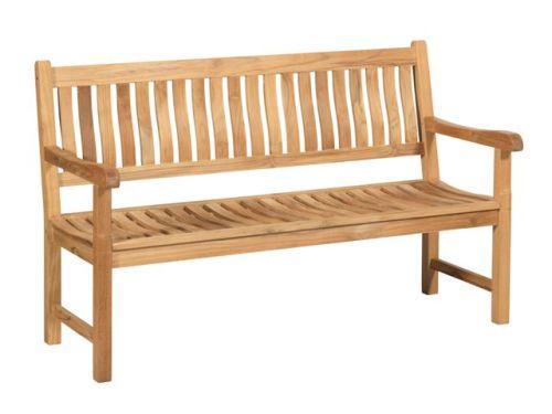 exotan comfort 3-seater bench