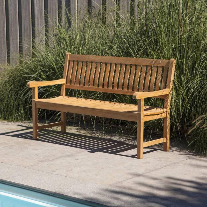 exotan comfort 4-seater bench