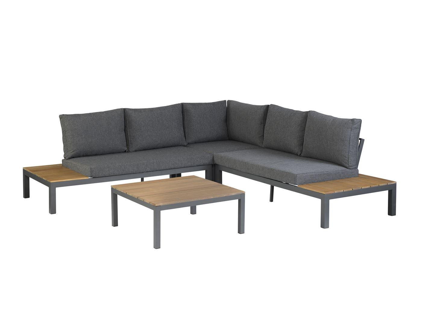 exotan la vida lounge corner set complete