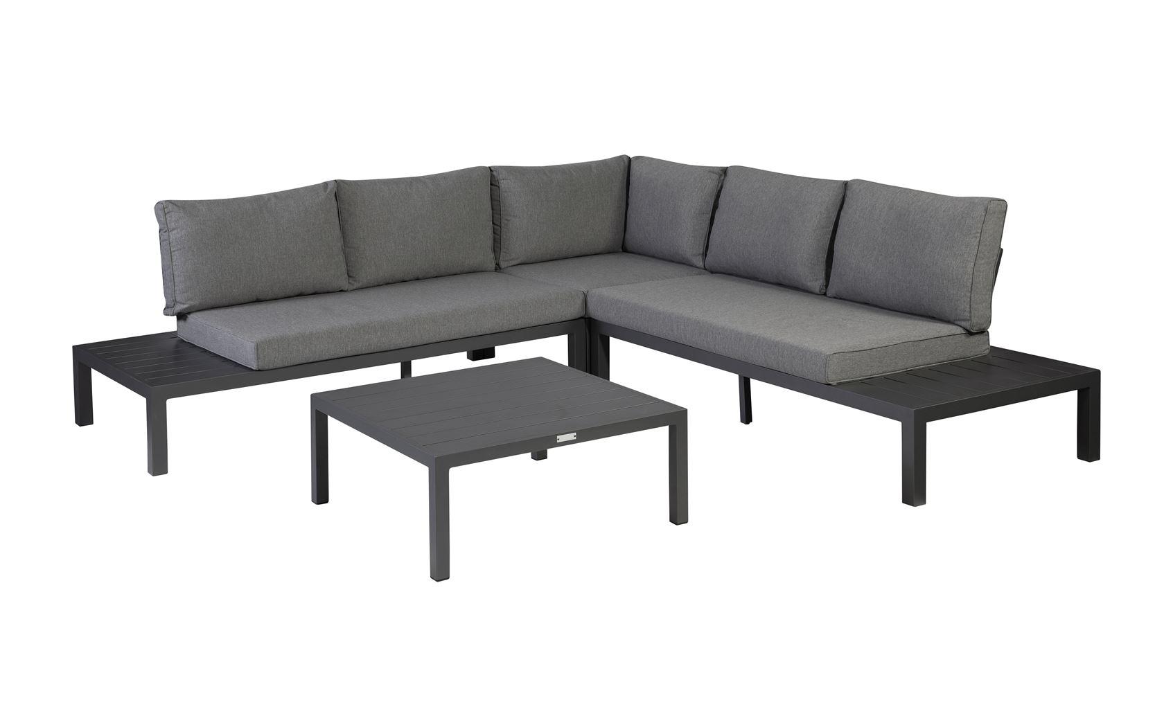 exotan la vida lounge cornerset complete