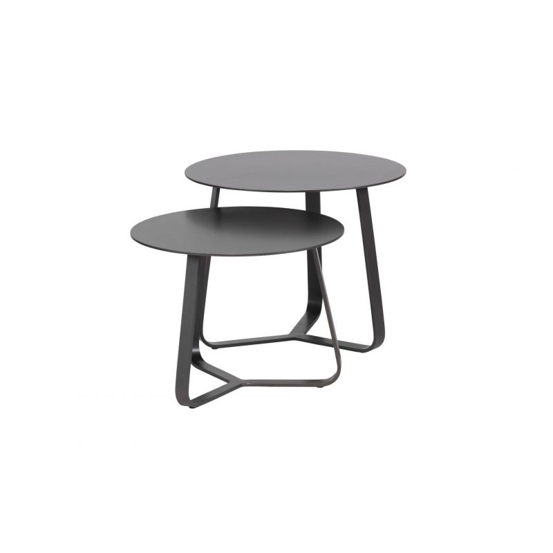 exotan santos coffee table set (2-delig)