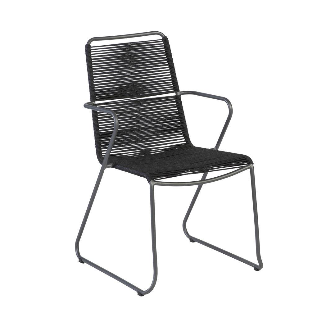 exotan slimm dining armchair