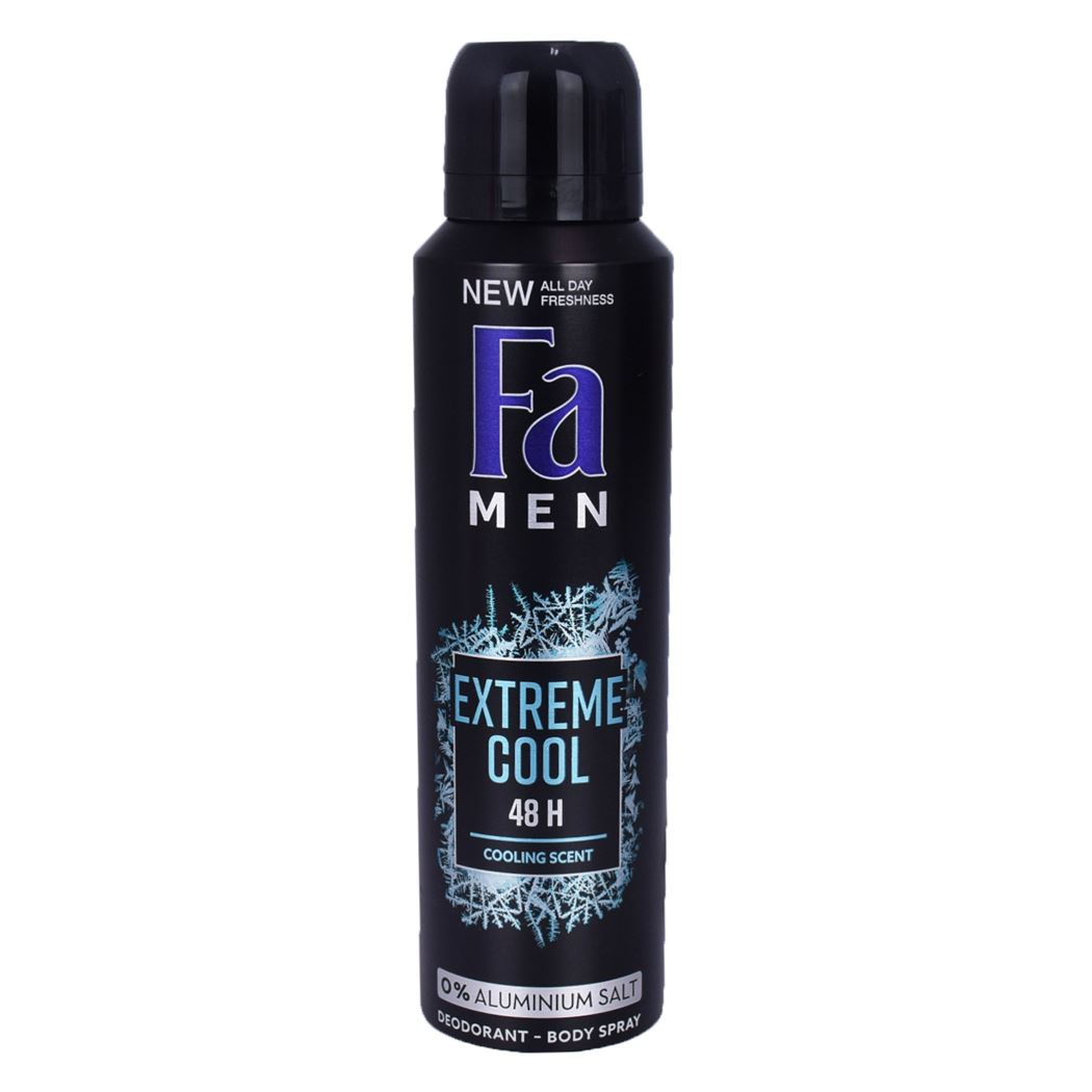 fa deo extreme cool for men
