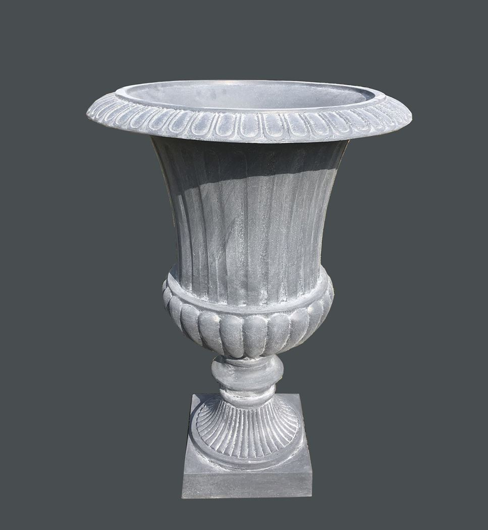 fiberglass french vase rib lead