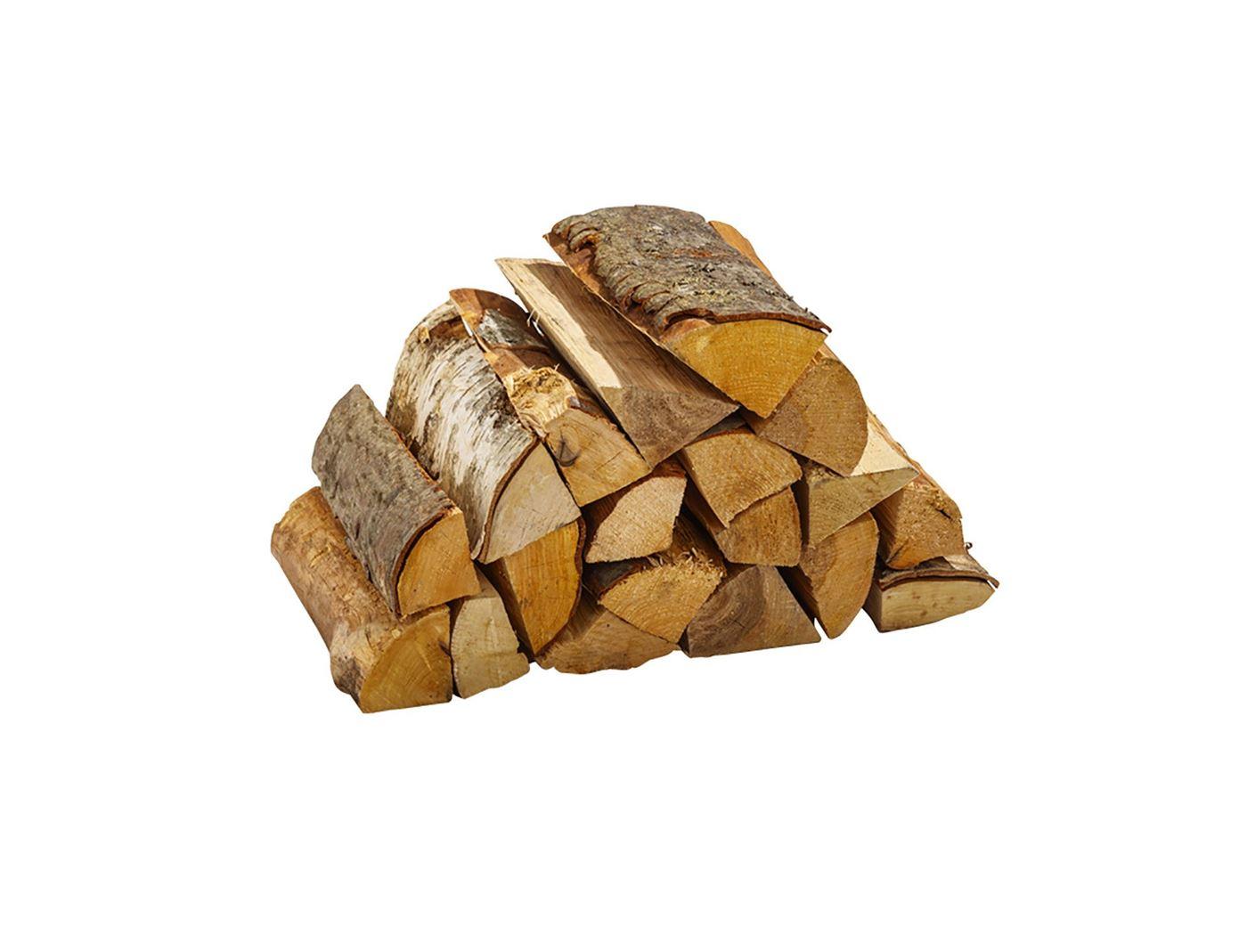 fireland gekliefd brandhout