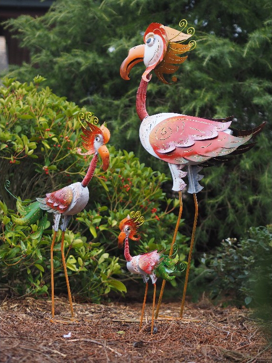 flamingo licht middel
