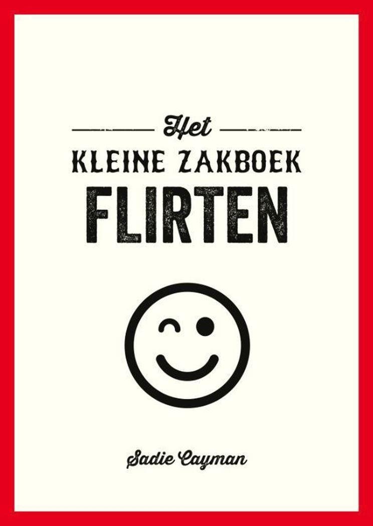 flirten - het kleine zakboek