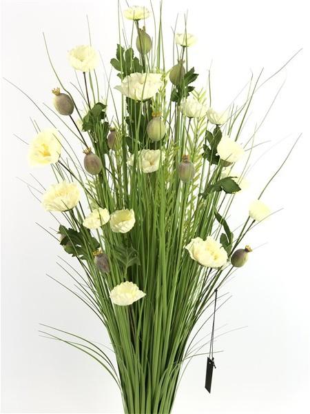 flowerbunch white