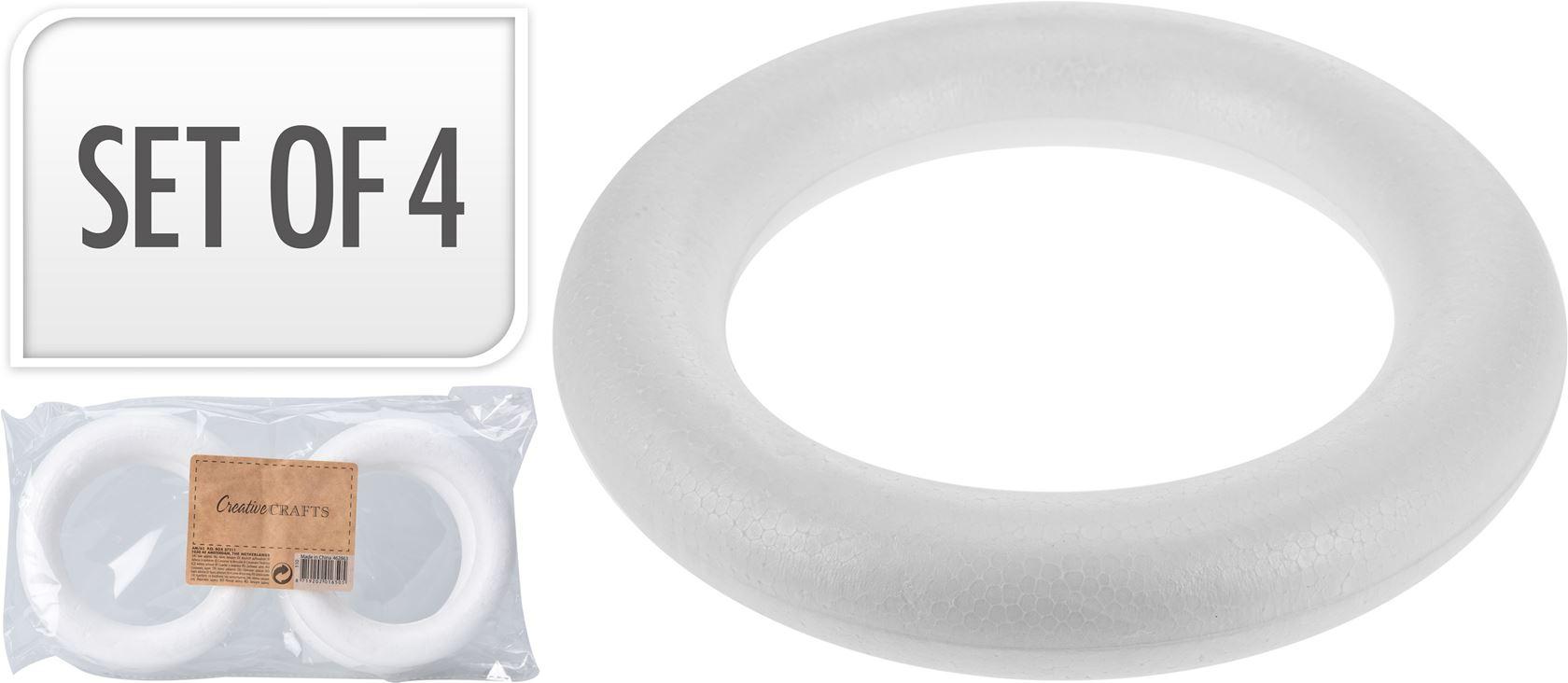foam ring (4sts)