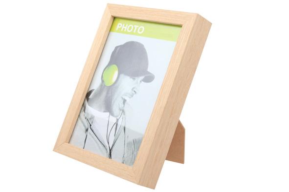 fotokader hout beach voor foto (24 x 30cm)