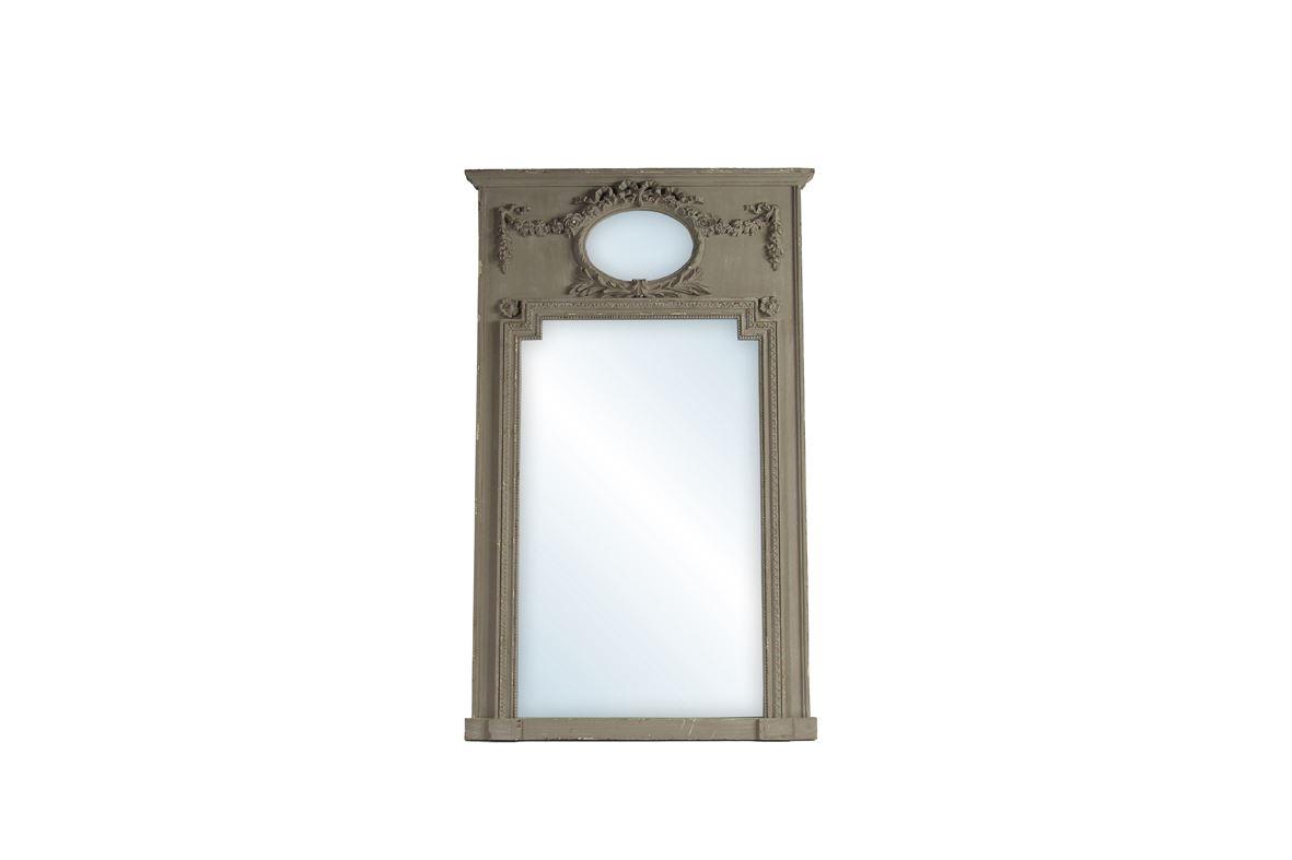 frame met spiegel duo grijs s