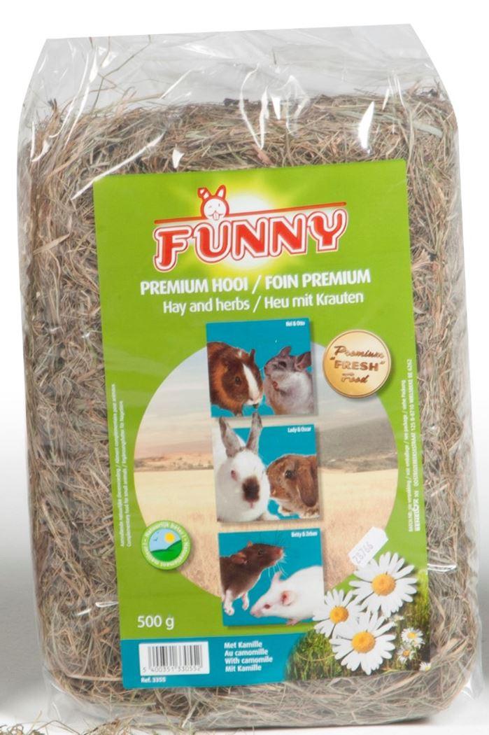 funny premium hooi met kamille