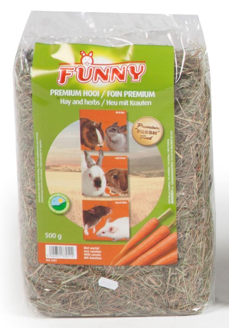 funny premium hooi met wortel