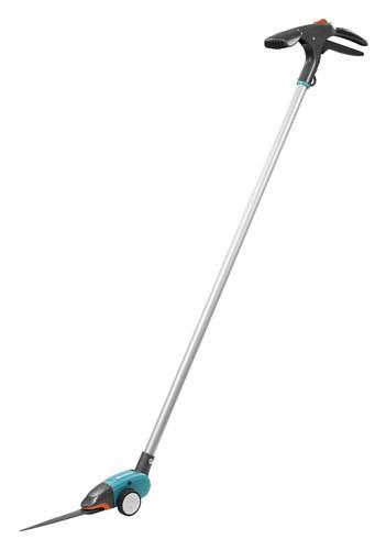 gardena comfort grasschaar, draaibaar op steel