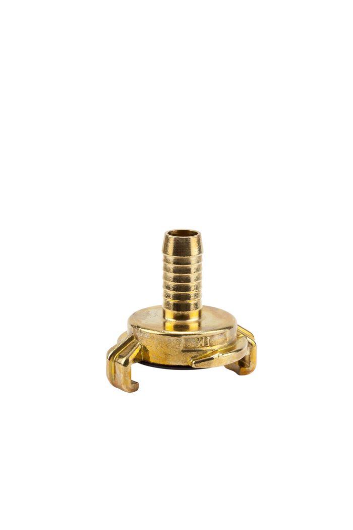 """gardena snelkoppeling voor slang 13mm (1/2"""") & 16mm (5/8"""")"""