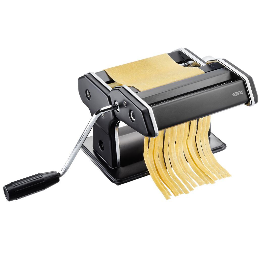 gefu pastamachine perfetta mat zwart