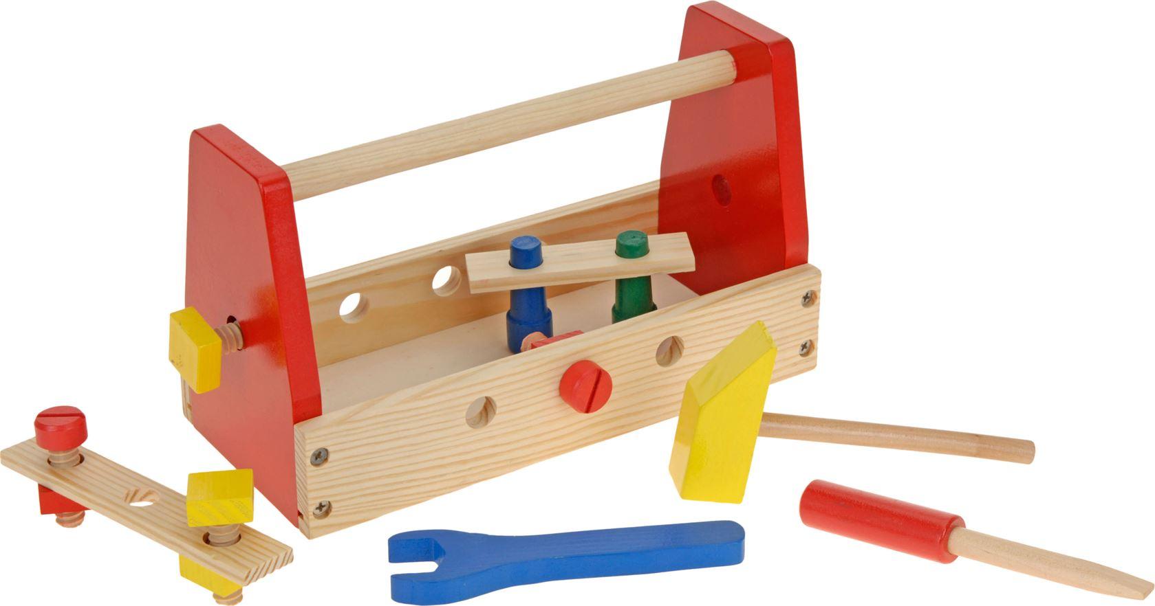 gereedschapset hout
