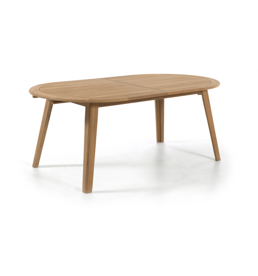 gescova york table ovale