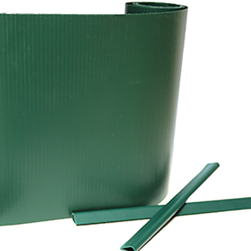 giardino lint inclusief clips voor roma draadpaneel groen ral6005