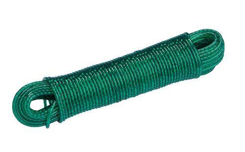 giardino waslijnkabel groen 3.8mm