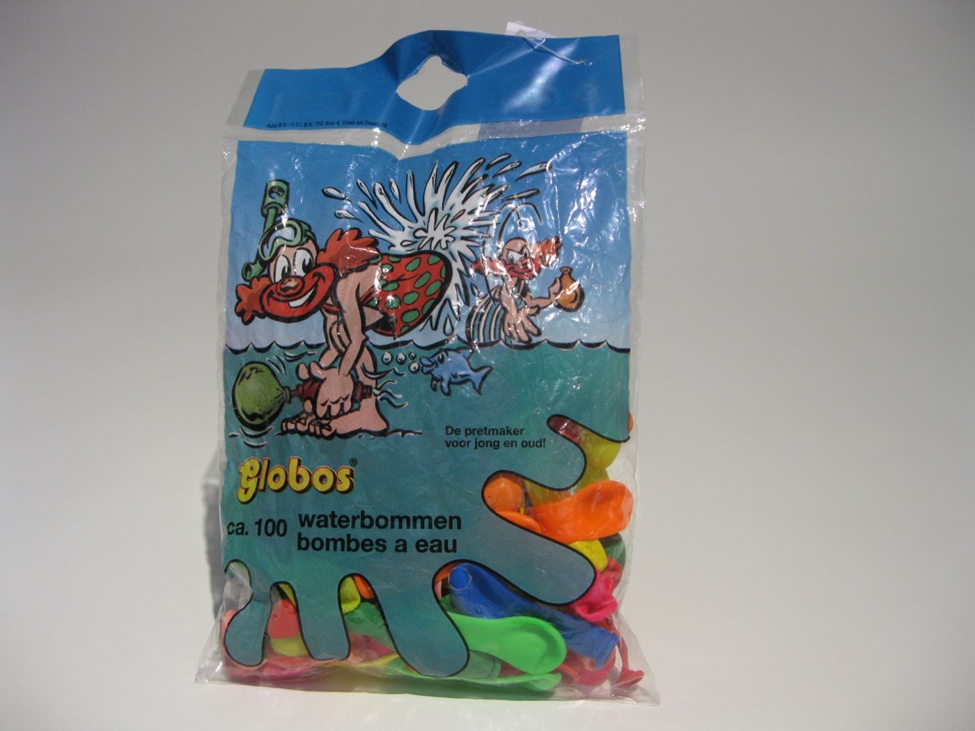 globos - waterbommen (100sts)