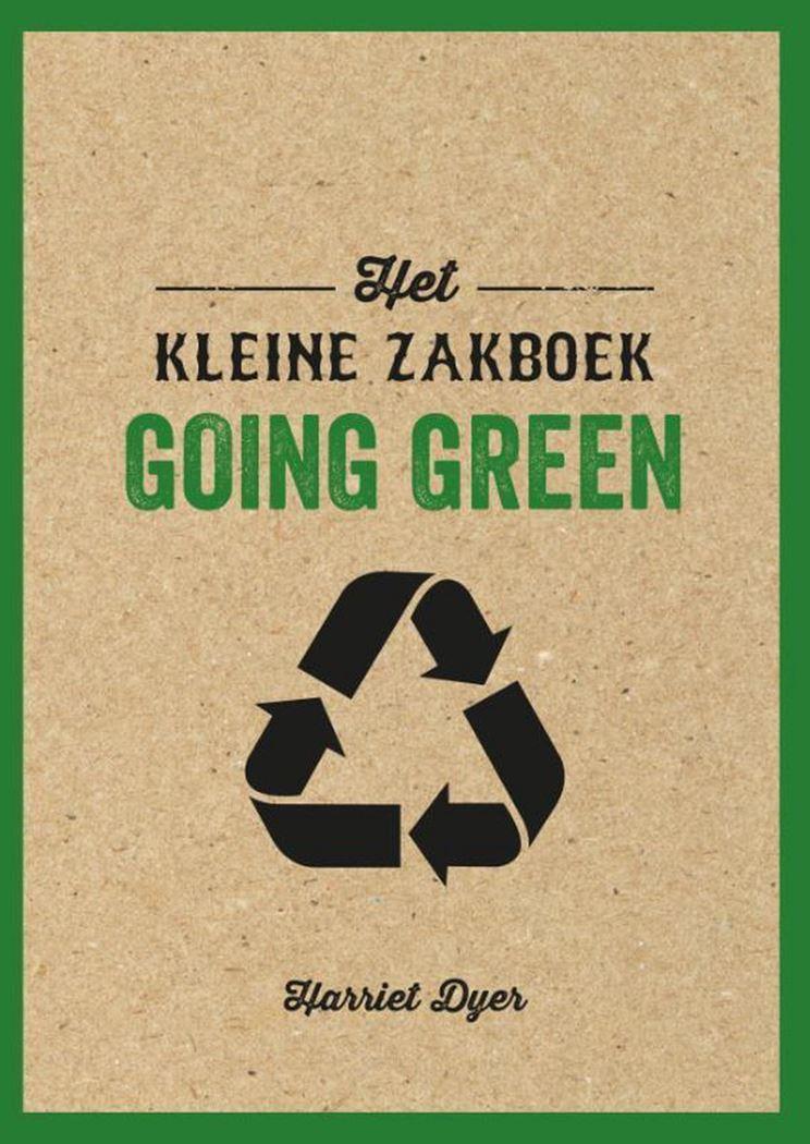 going green - het kleine zakboek