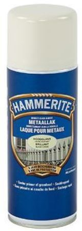 hammerite hoogglanslak spray gebroken wit