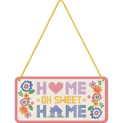 hanging sign home sweet home