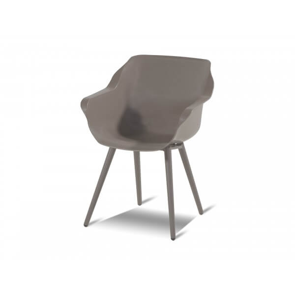 hartman sophie studio dining chair taupe