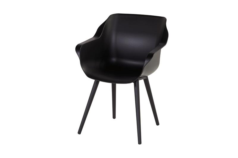 hartman sophie studio dining chair zwart
