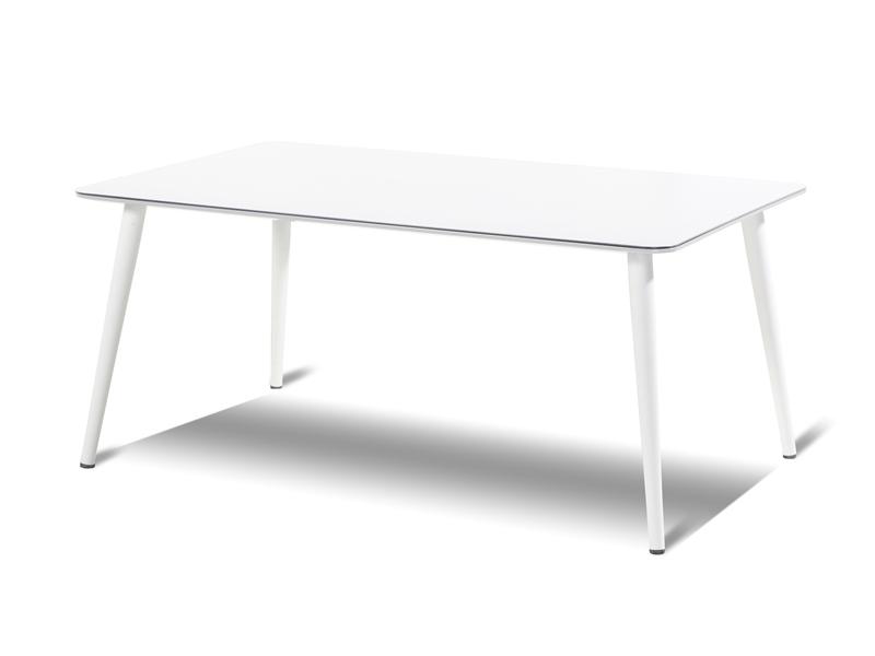 hartman sophie studio hpl table royal white/wit