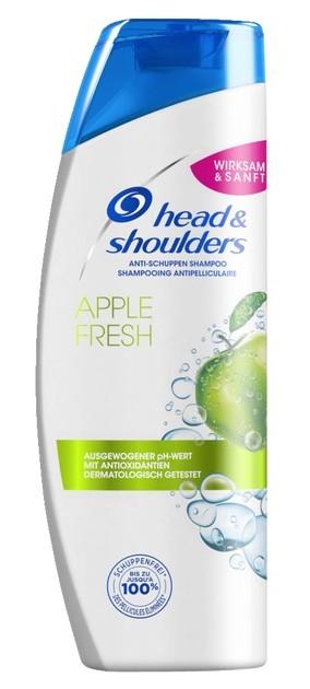 head & shoulders shampoo apple fresh