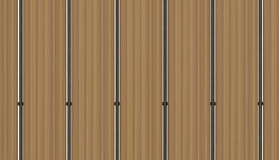 hf lamel houston super bambou®