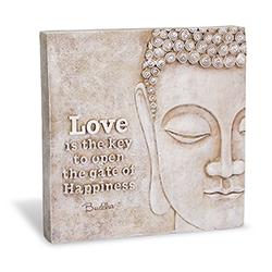 home & garden - buddha - happiness