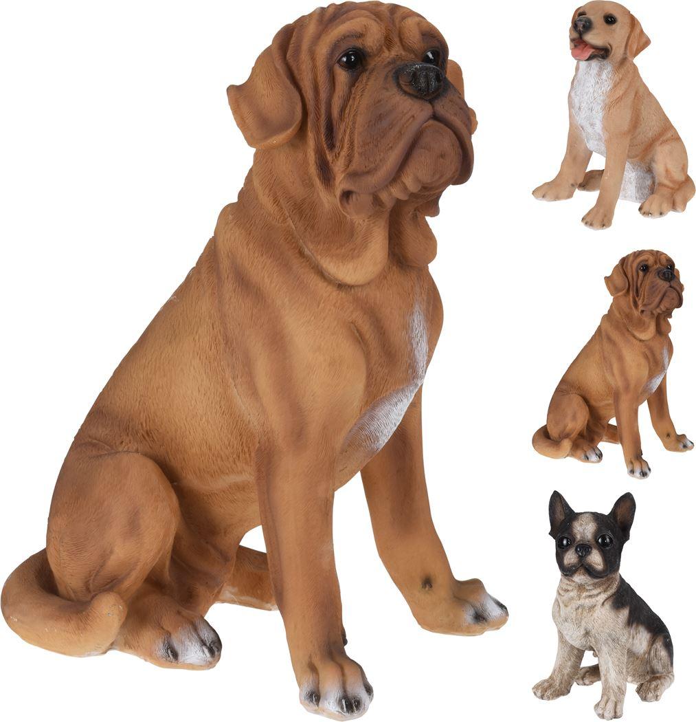 hond zittend (3ass.dessin)