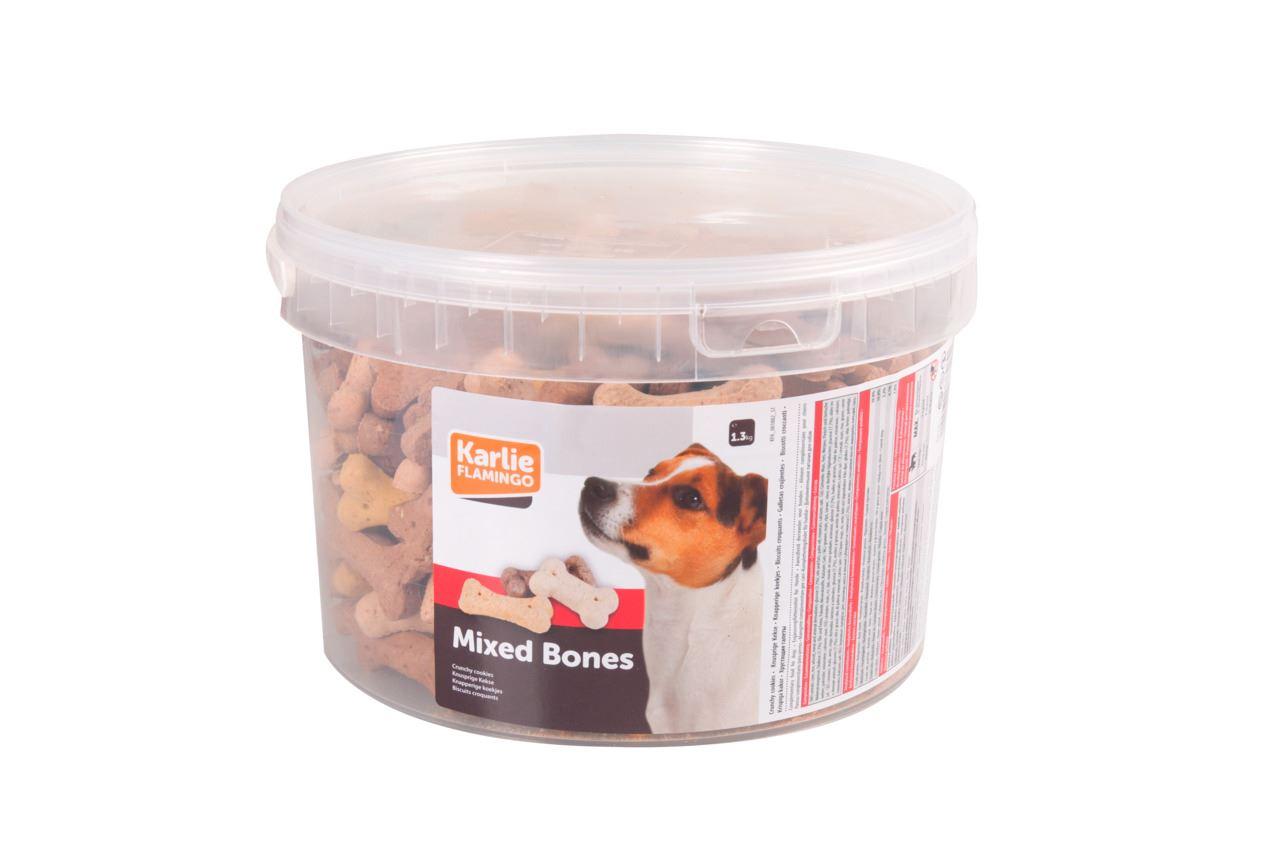 hondenkoekjes - mixed bones