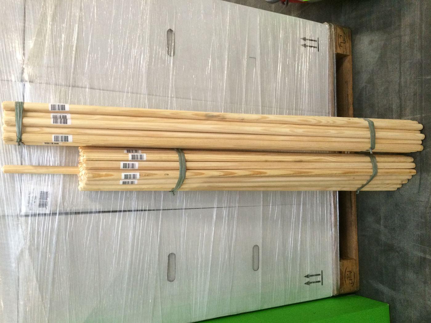 houten steel