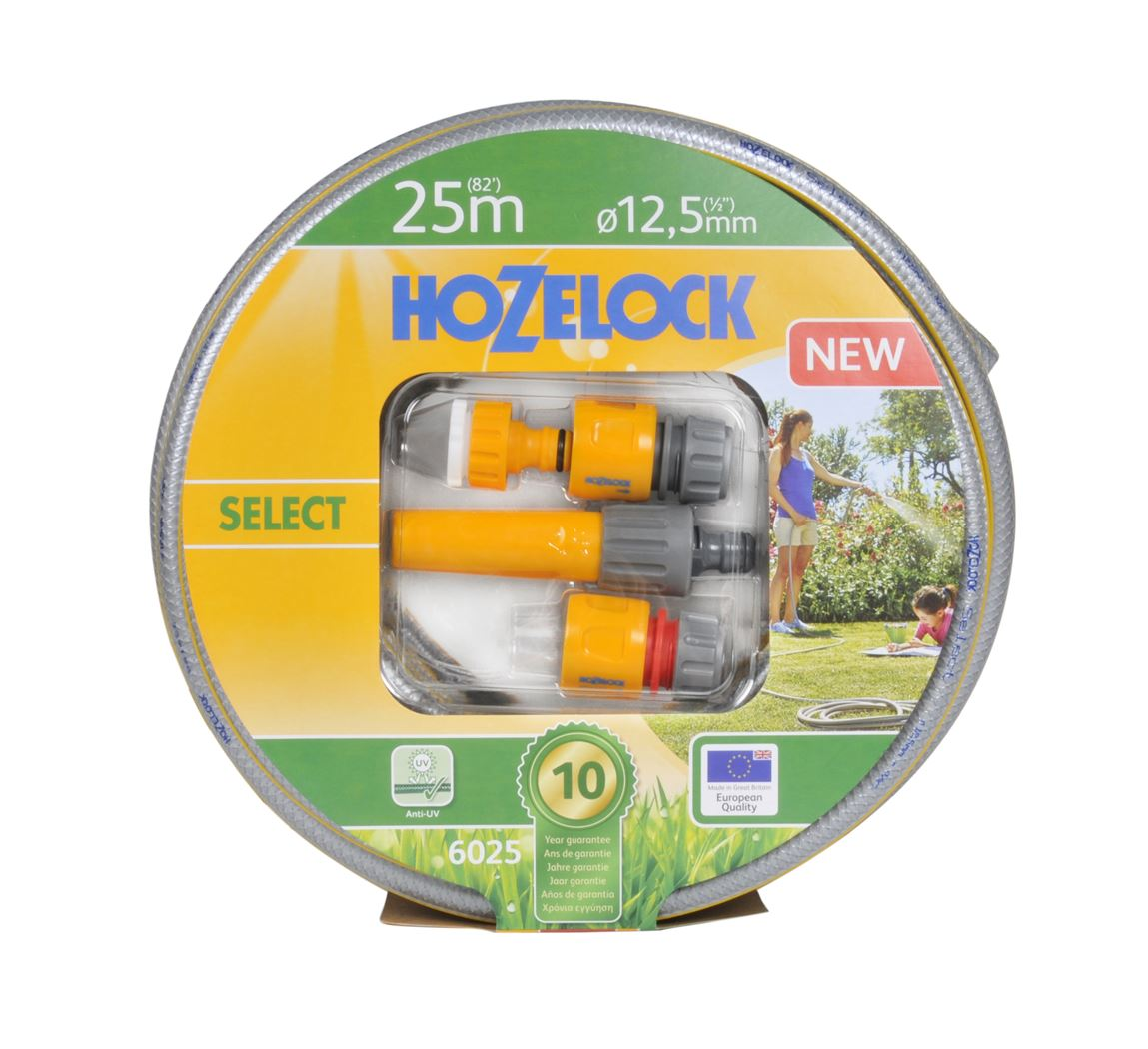 hozelock select tuinslangset