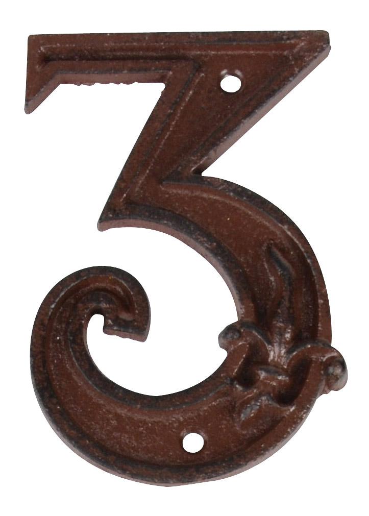 huisnummer 3