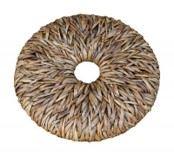 i&o deco circle coconut nature